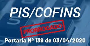 Cofins/PIS-Pasep Prorrogados os  prazos de recolhimento