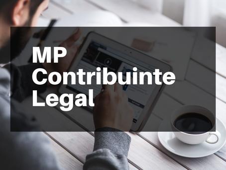 MP do contribuinte legal que trata de transação é convertida em lei