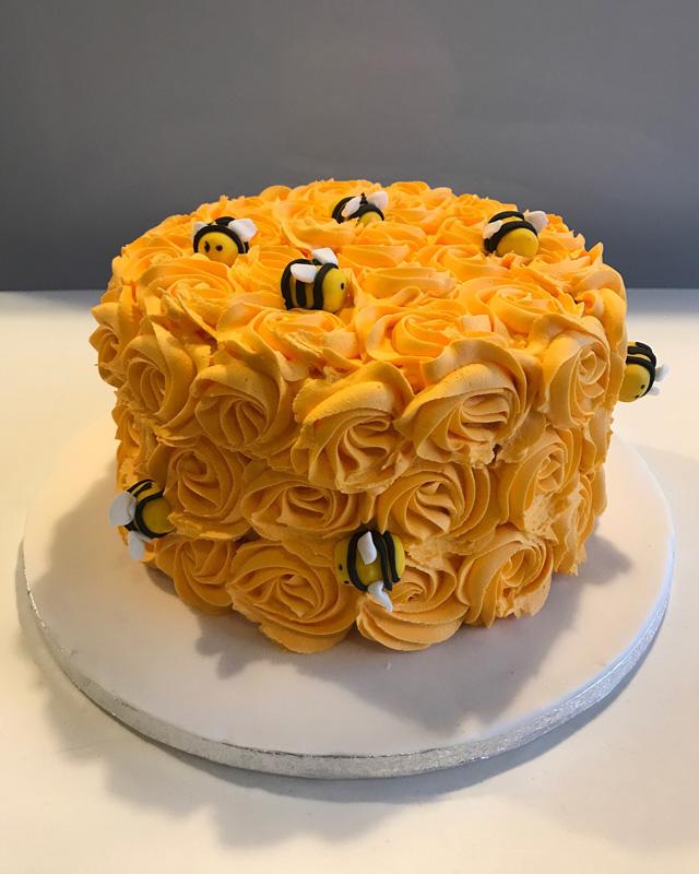 Bee Swirl