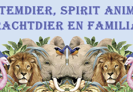 Introduction to Totem animals, Spirit animals, power animals and Familiars