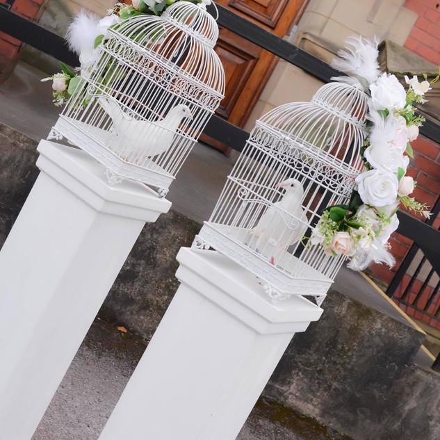 White Doves Of Love