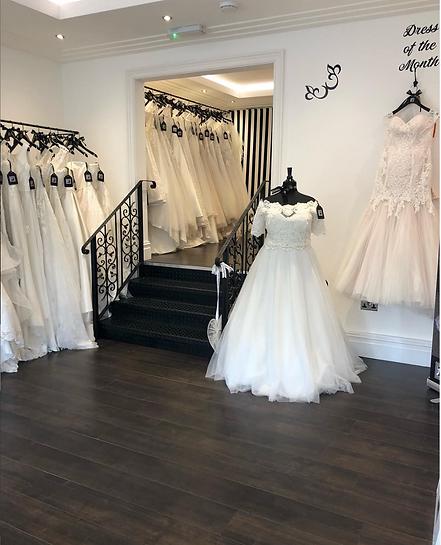 Plus Size Bridal Boutique