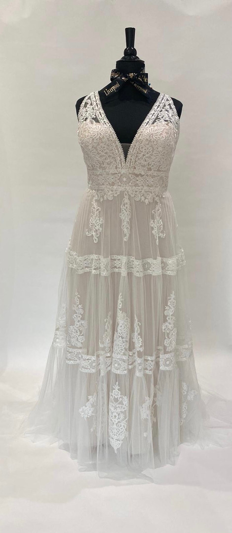 Beautiful Brides Liverpool Dress