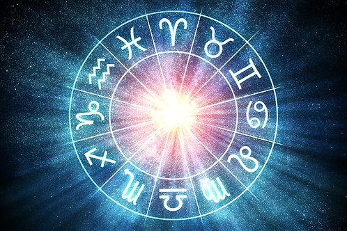 Consultation : Le thème astral