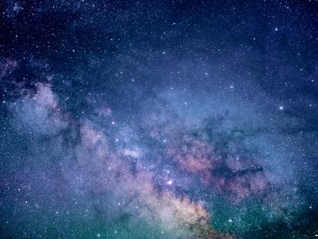 Poème : Le cosmos