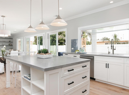 Comparing Kitchen Window Options