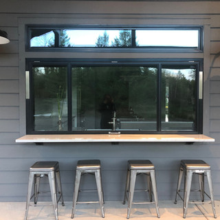 Washington Remodel with a Flip Out Window