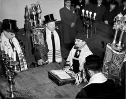 Memorial Service Oslo Synagogue