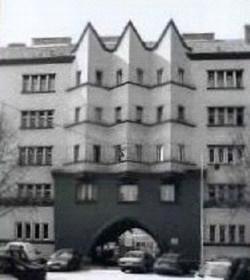 Liebknechthof, Vienna 1927