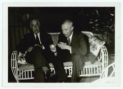 Bohr and Oppenheimer