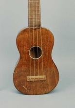 Maryla Maliniaks ukulele