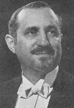 Eugene Goldberger Concert photo