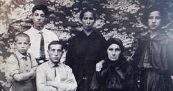 Chana Zuber's family