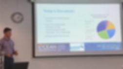 Nathan Stanley presenting _IMBeR OSC 201