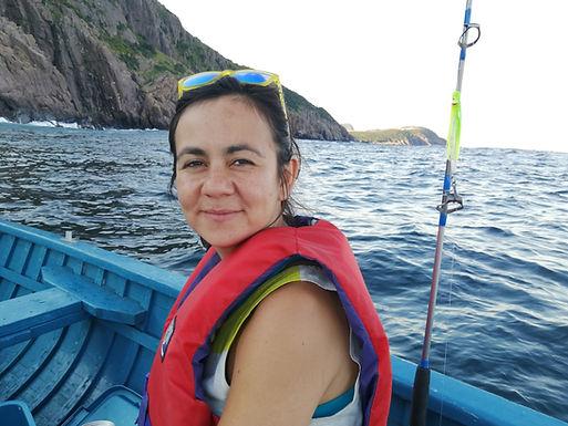 Meet Dr. María Andrée López Gómez, our OFI Module I Researcher of the Month!