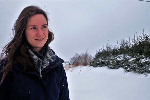 Meet Dr. Emily Reid-Musson, Our OFI Module I Researcher of the Month!