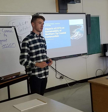 Engagement Session Held in the Great Northern Peninsula, NL - Former Master's Student Jack Daly Shares his Insights