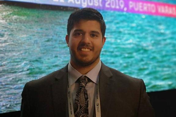 Dr. Gerald Singh, OFI Module I's Assistant Professor, Joins Ocean Nexus