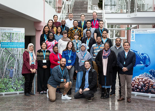 Interdisciplinary Team of Early-Career Researchers Meets in Bremen, Germany