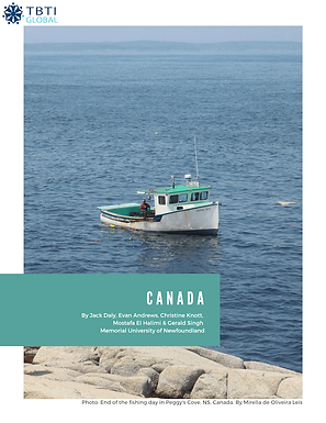 'Unlocking Legal and Policy Frameworks for Small-Scale Fisheries in Canada'