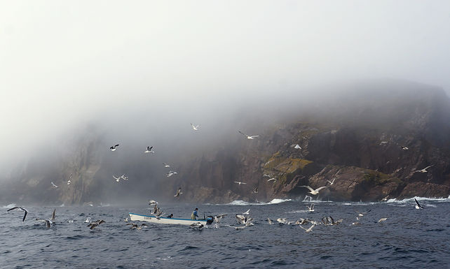 Governance in a Changing North Atlantic Ocean: A Webinar Series for a Sustainable Ocean & Viable Fishing Communities