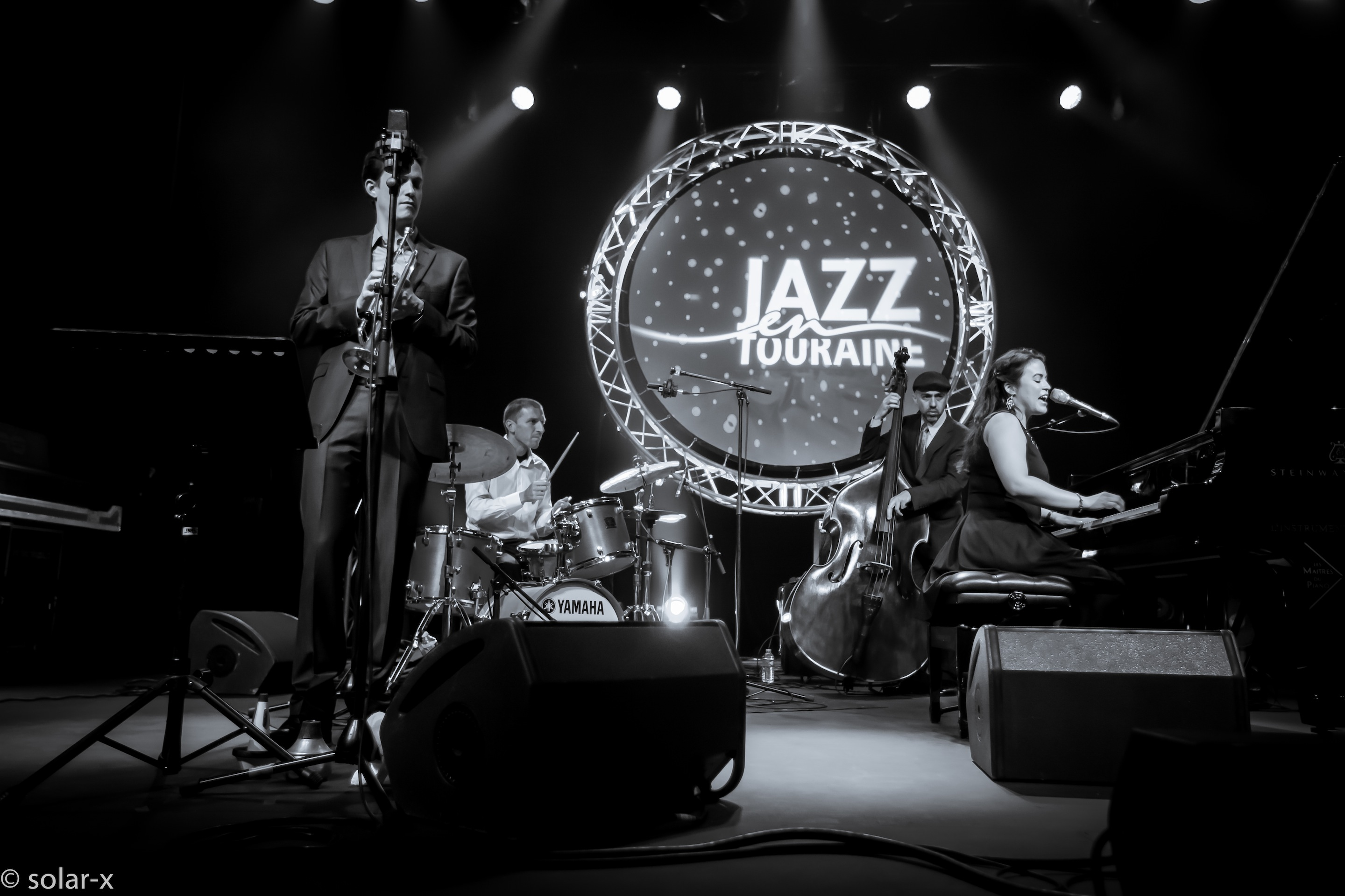 Jazz en Touraine Festival - France