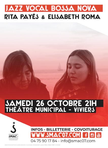 Rita Payés & Elisabeth Roma @ Cavajazz, France
