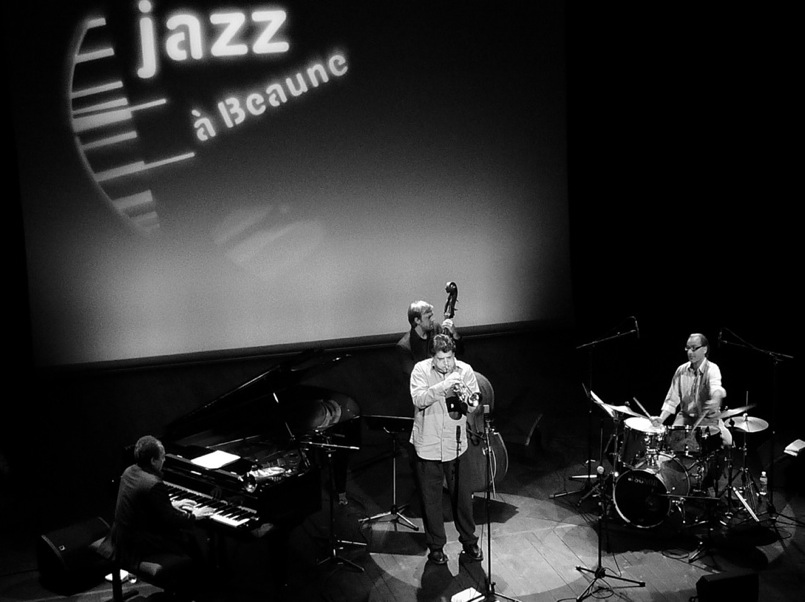 Jazz à Beaune - France