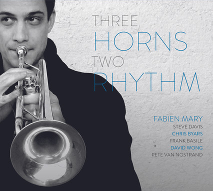 FABIEN MARY - CD RELEASE MAY 12th