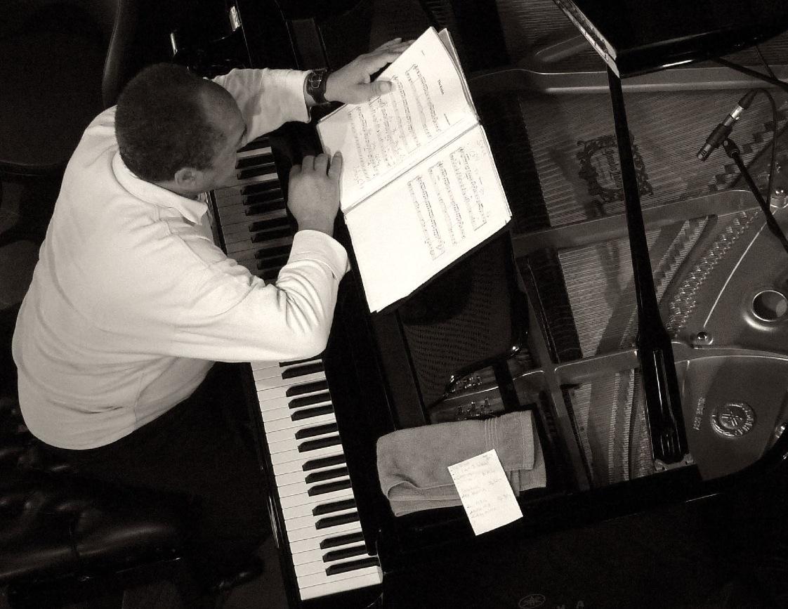 Pianiste Alain Jean-Marie