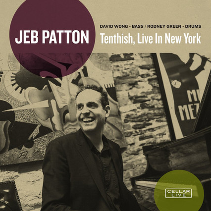 JEB PATTON'S NEW ALBUM!