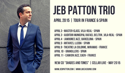 JEB PATTON EUROPEAN TOUR
