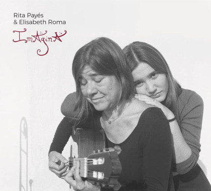 NEW ALBUM: Rita Payés & Elisabeth Roma (release date: May 17th, 2019)