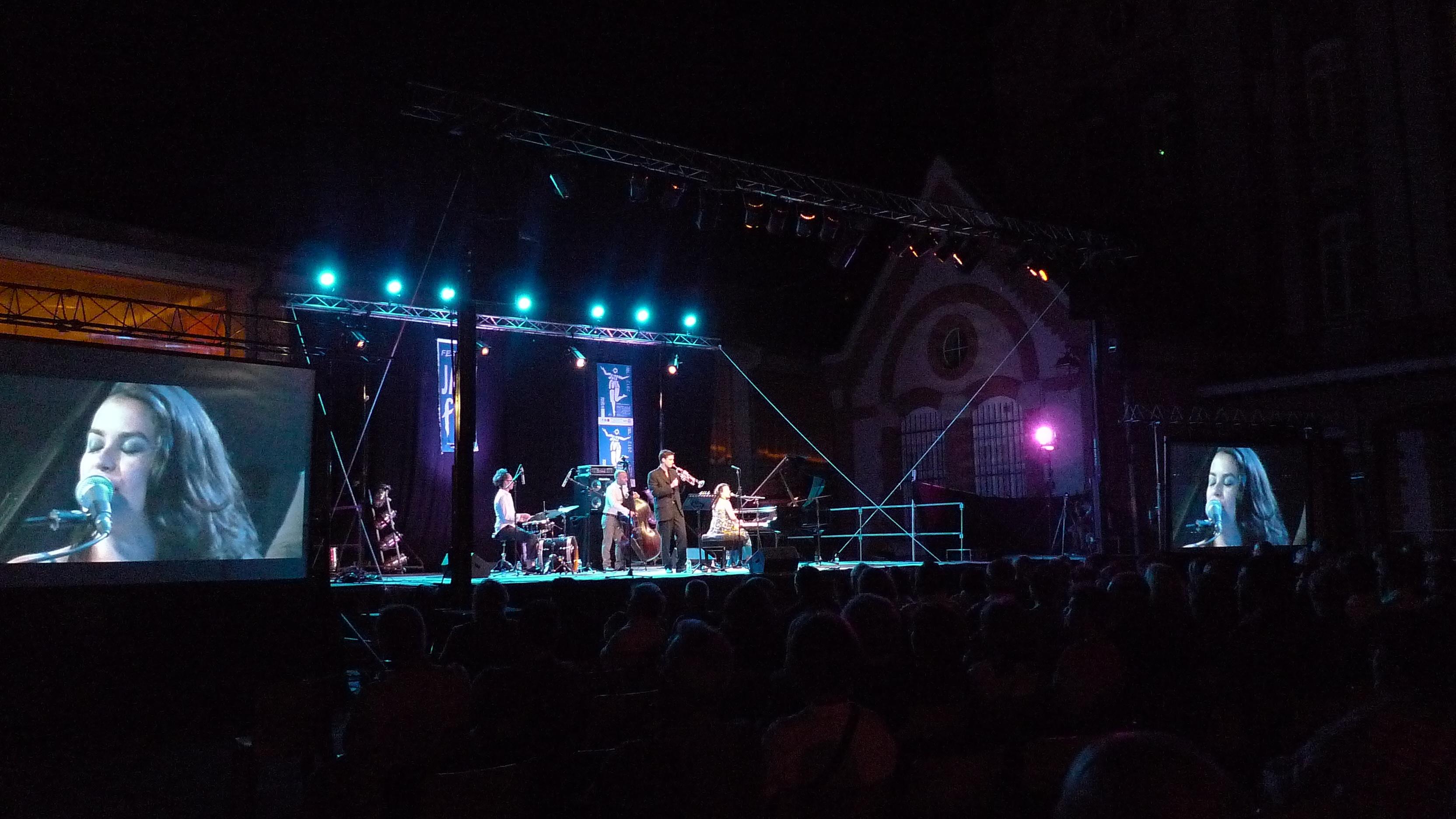 Jazz à Foix - France
