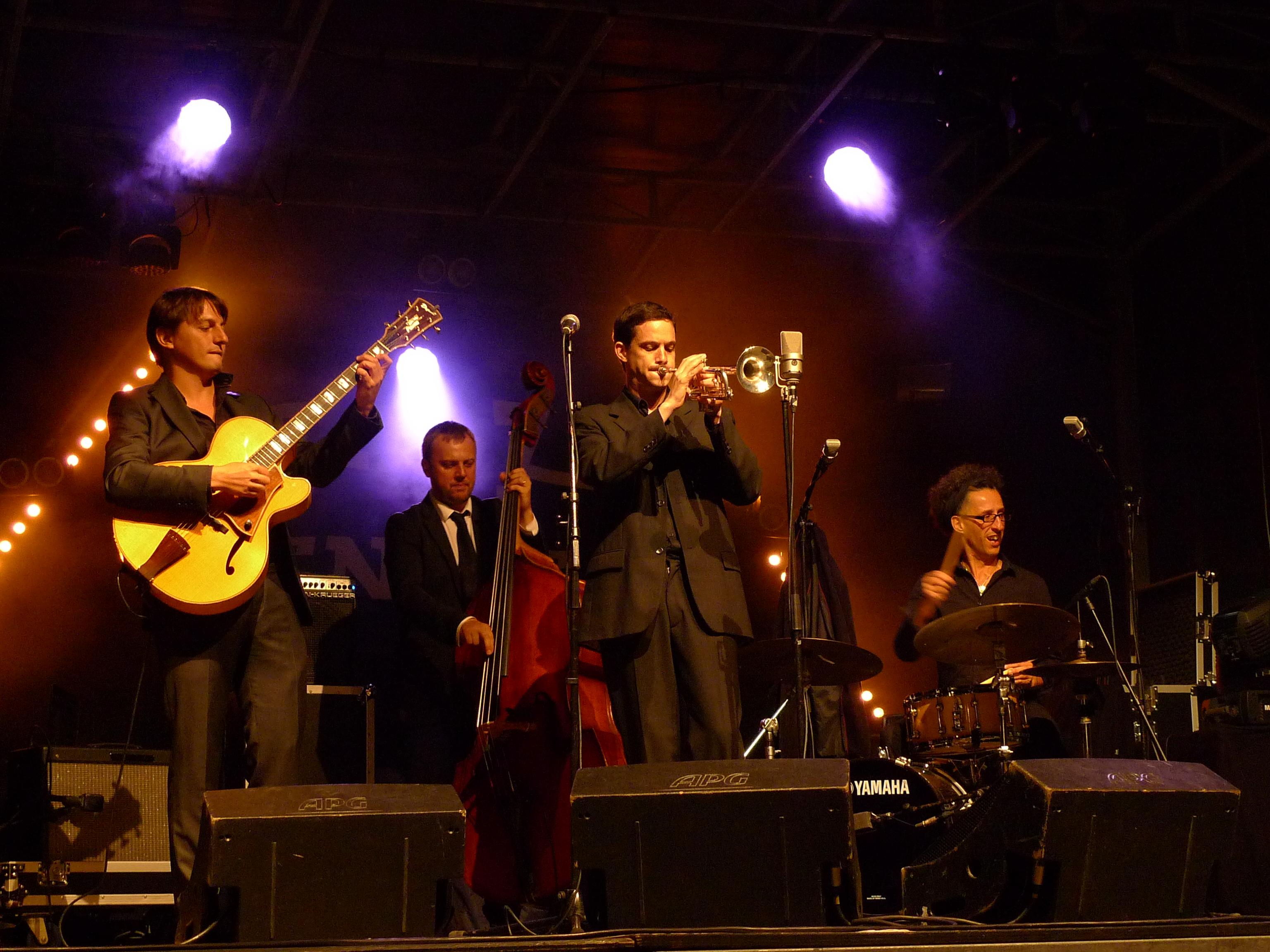 Jazz en Ré - France