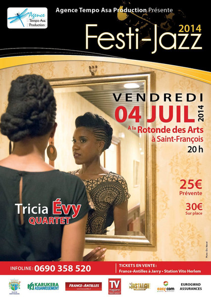 TRICIA EVY @ St FRANCOIS, GUADELOUPE