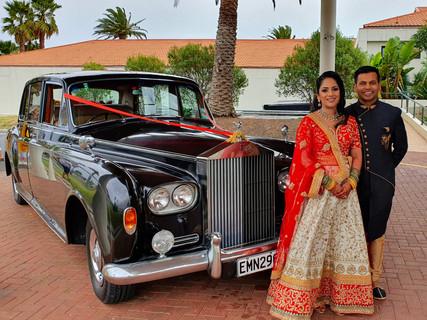 Formosa wedding venue Wedding car hire