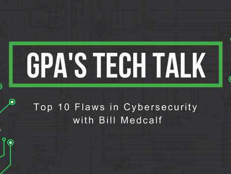 Top 10 Flaws in Cybersecurity