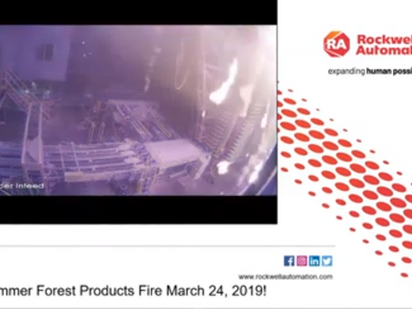 Devastating Fire Means Rapid Rebuild with PlantPAx® DCS in Record Time Webcast Recording
