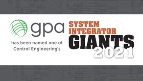 GPA is proud to be named a 2021 Systems Integrator Giant