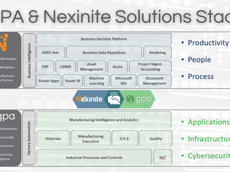 OT IT Convergence: GPA and Nexinite Solutions Stacks Episode 1