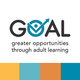 GOAL Logo - Greate Opportunities through Adult Learning