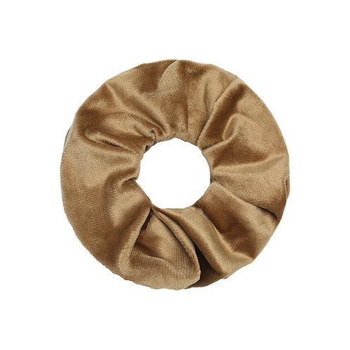 Winter Chai scrunchie