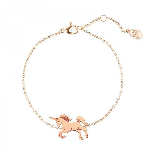 Jumping Unicorn armband