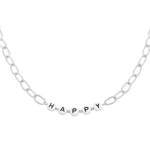 Beads Happy ketting