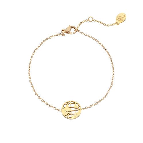 Around the Globe armband