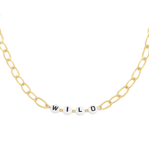 Beads Wild ketting