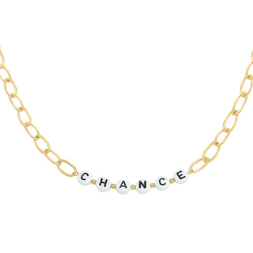 Beads Chance ketting