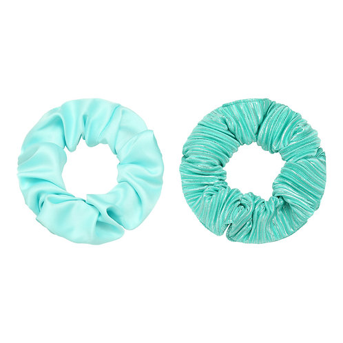 Multicolor scrunchie