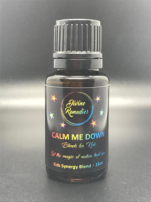 CALM ME DOWN 15ml Kids Blend